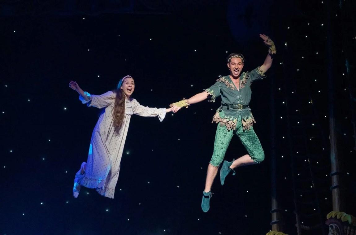 Review: Peter Pan, Pantomime Liverpool Empire 2019