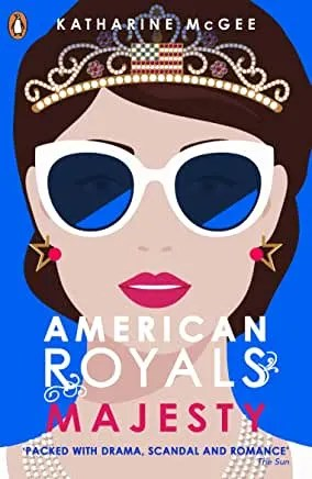 American Royals: Majesty by Katharine McGee (Penguin Books)