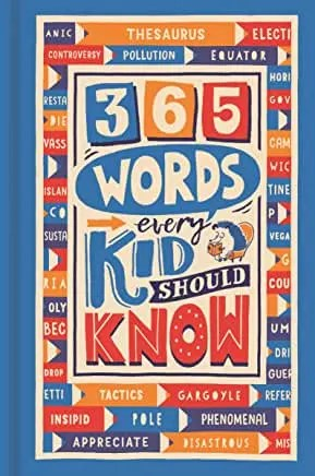 365 Words Every Kid Should Know (Buster Books)