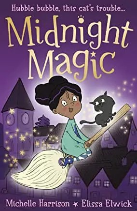 Midnight Magic by Michelle Harrison and Elissa Elwick (Little Tiger)