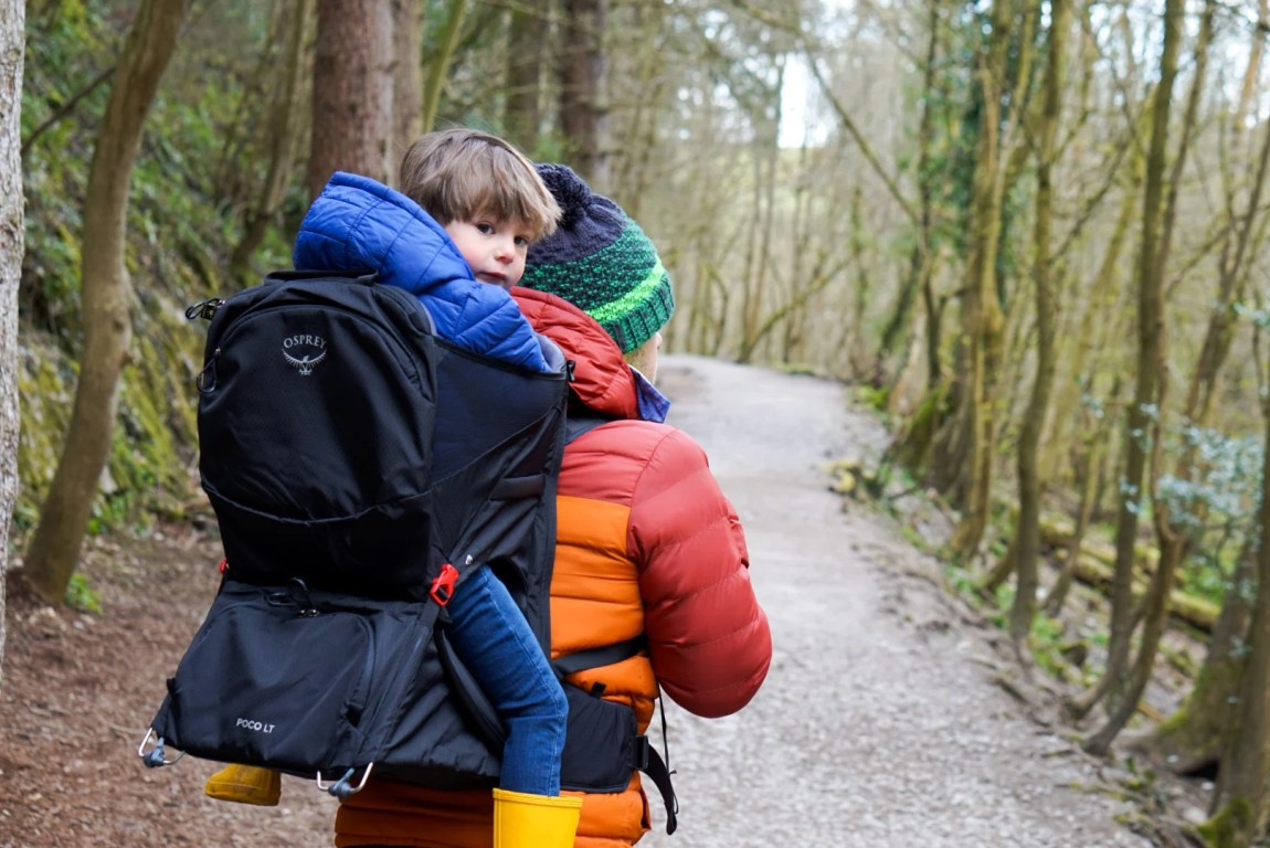 Osprey POCO LT Child Carrier Review