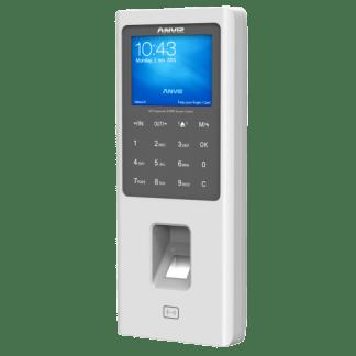 Passersystem, TCP/IP, Nätverk, RFID, Fingerscanner, fingerprint