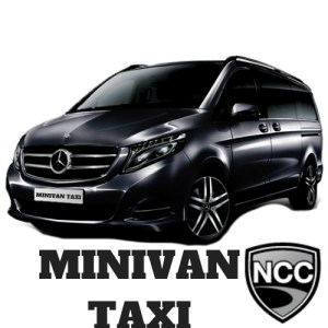Minivan Taxi Booking Milano