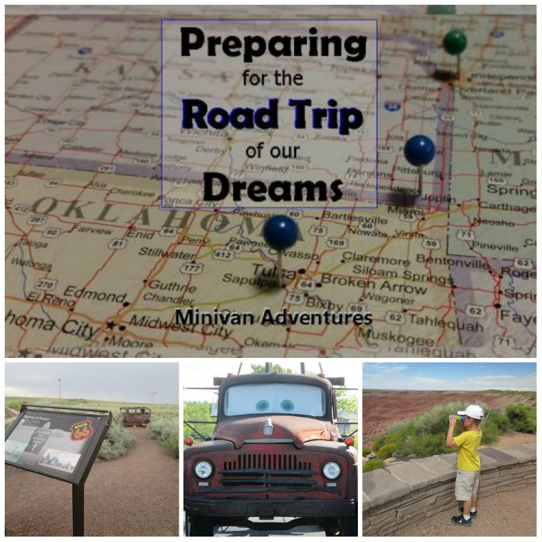 See how we prepared for a 15-day road trip WITH KIDS! Our trip went wonderfully. Yours can, too!