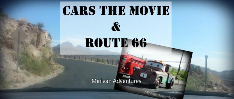 See how Cars the Movie helped my children better appreciate our road trip on the Mother Road.