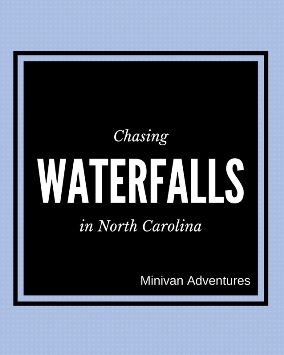 Your entire family will enjoy exploring the North Carolina Waterfalls Byway!
