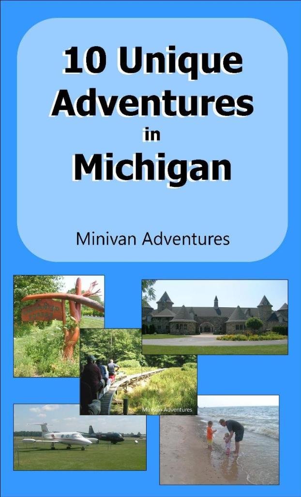 Ten Unique Family Day Trips in Michigan | Minivan Adventures