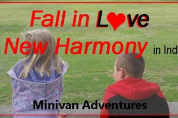 Fall in love with the fascinating little town of New Harmony, Indiana! It started as a utopian community 200 years ago and remains a place of education, art, and harmony today.
