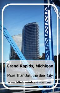 Grand Rapids, Michigan may be Beer City USA... but there is so much more to my hometown than just beer. Sports, Parks, Beaches, Trails, Art and more! ----------- Lake Michigan Beaches   Kent County Parks   West Michigan Whitecaps Baseball   Grand Rapids Griffins Hockey   Grand Rapids Art Museum   Meijer Gardens   Art Prize   North Country Trail   Hagar Park   Roselle Park   Millennium Park   Thatcher Park   Townsend Park   Fallasburg Park   Grand Ravines Park   Minivan Adventures   Grand Rapids   Michigan   USA