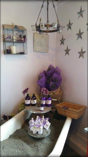Lavender Hill Farm Gift Shop