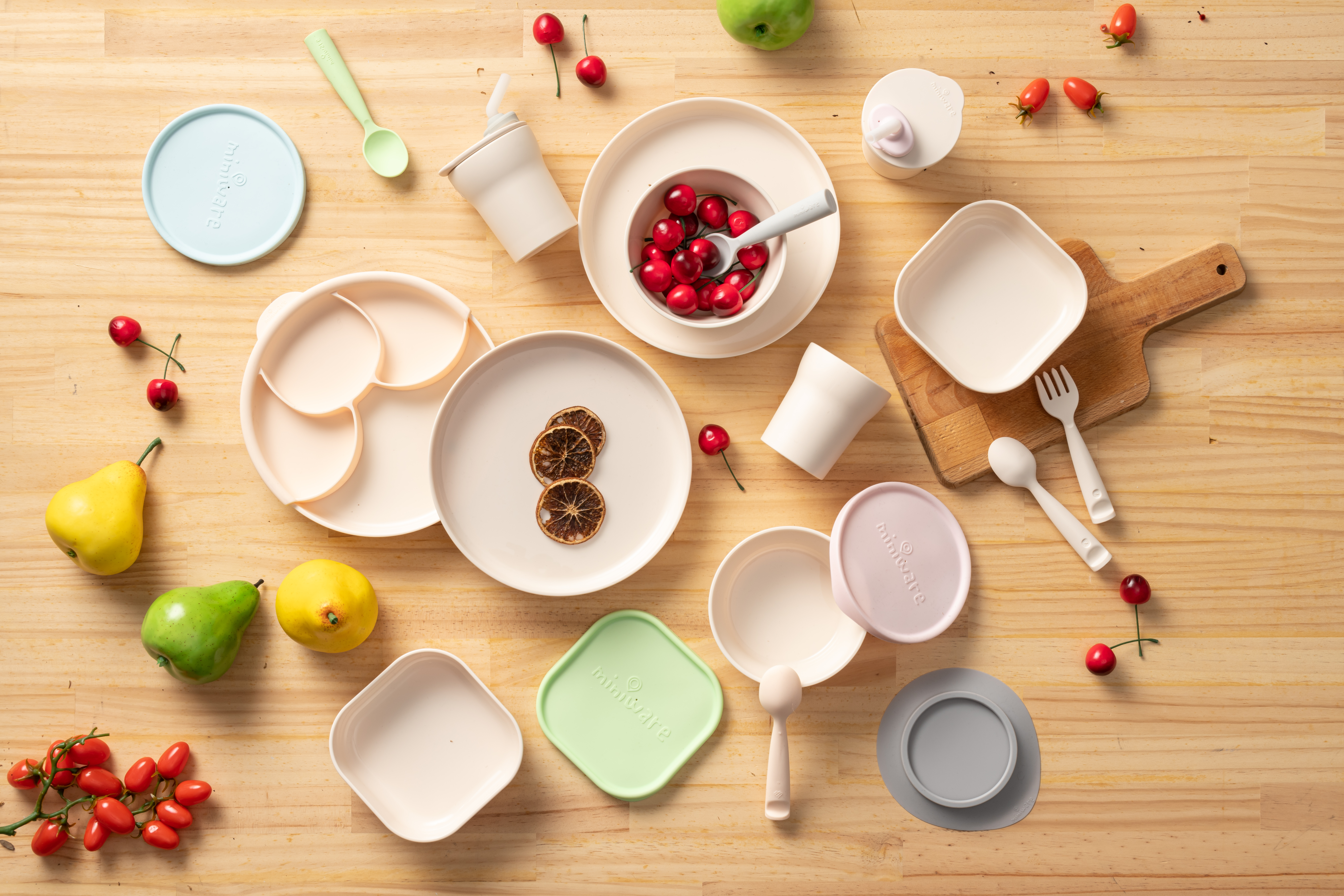 Miniware Baby Products are Free of Melamine and Formaldehyde