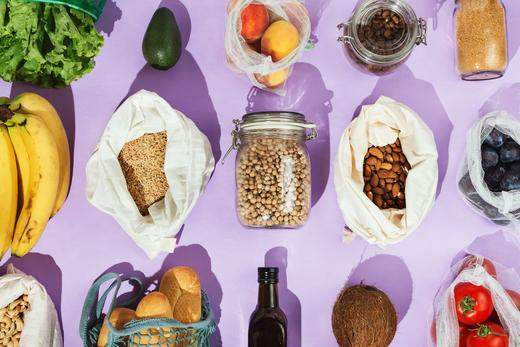 One Easy Green Resolution for 2021: Make the Switch to Sustainable Food Storage