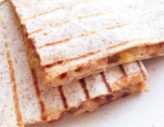 quesadillas are so easy for kids to make