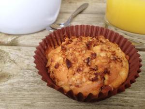 Easy Healthy Breakfast Muffin Recipe