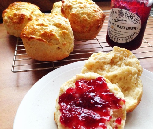 let science help you make perfect scones