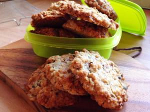 Healthy Seed Cookies Your Lunchbox Will Love