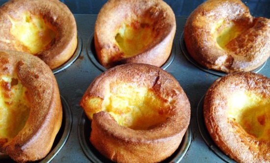 Three Secrets to Making Perfect Yorkshire Puddings