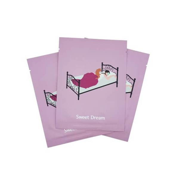 pack-age sweet dreams lavender sheet mask