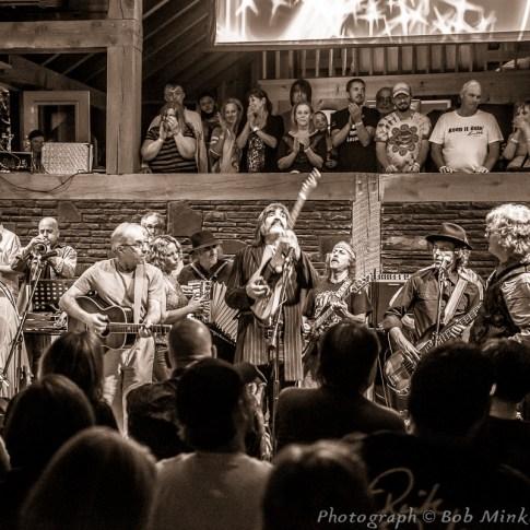 Moonalice w/ Midnight Ramble Band, at The Barn at Levon Helm Studios, Woodstock, NY 5/9/15