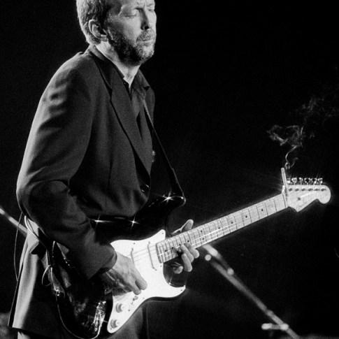 Eric Clapton - Shoreline Amphitheater, Mountainview, CA 9/4/92