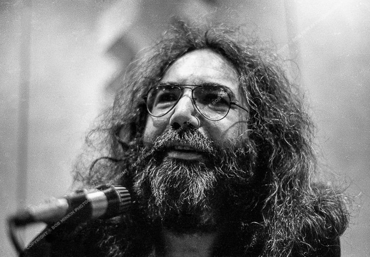 Jerry Garcia - Press Conference, Hilton Hotel, NYC 1/9/79