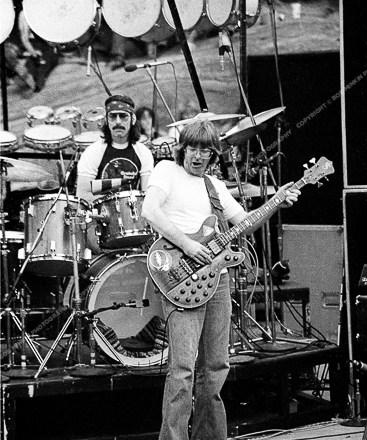 Grateful Dead—Red Rocks Amphitheater, Morrison, CO 8/12/79