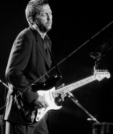 Eric Clapton - Shoreline Amphitheater, Mountainview, CA 9/4/92
