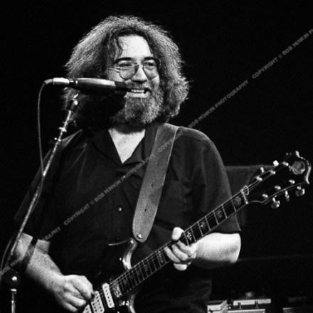 Jerry Garcia - Hollywood Sportatorium, FL 11/26/80