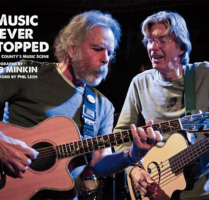 The Music Never Stopped - Collector's Edition by Bob Minkin