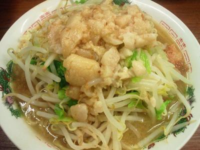 ラーメン二郎 品川店 2011/02/18