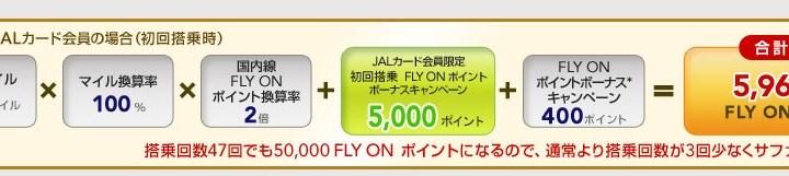 2014年 JALでのJGC修行は回数で狙うべき!