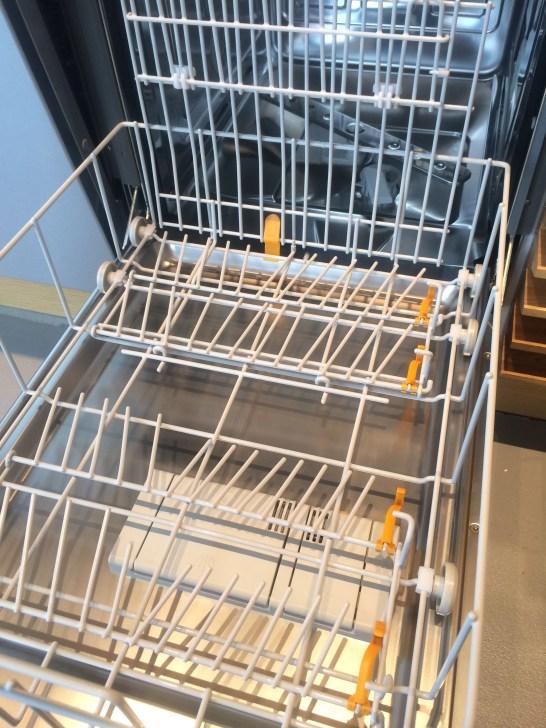 ミーレ食洗機 下段