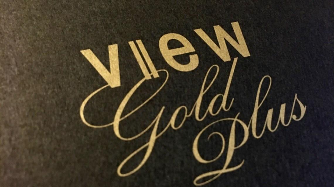 VIEWカードから(また)ゴールドカードのインビテーションが届きました