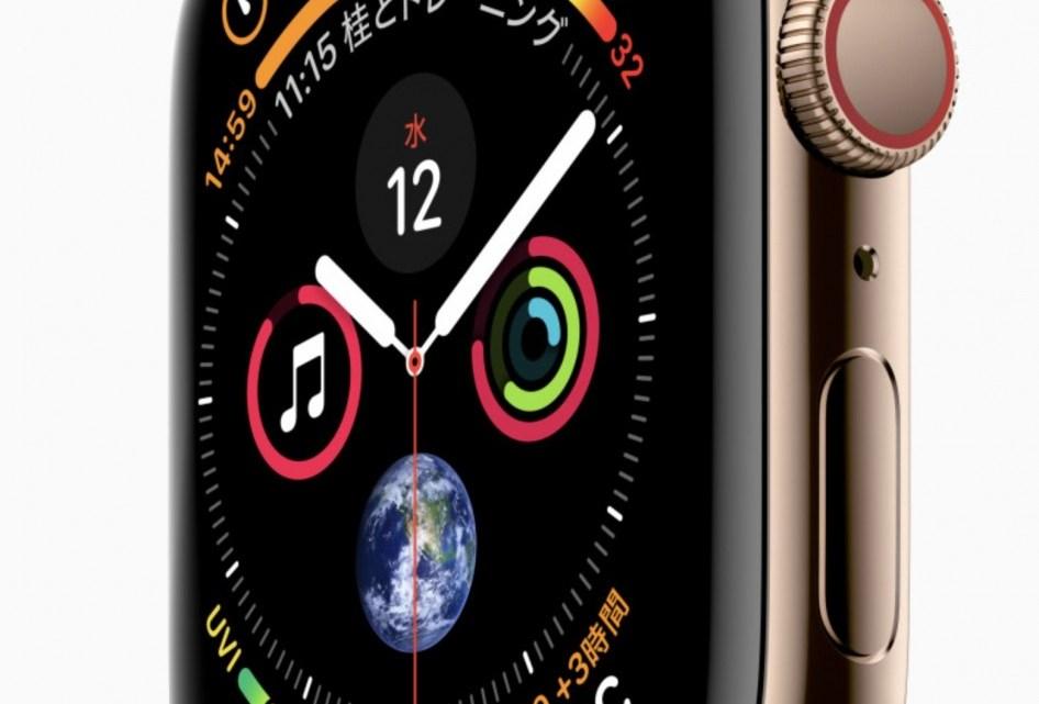 まだまだ悩む Apple watch Series 4のモデル選び。結局どっち?