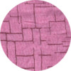 333 pink printed linnen