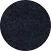 104 midnight blue melange bruched wool