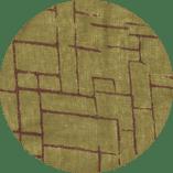 Grain-linnen-printed
