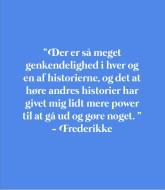 Blå citat