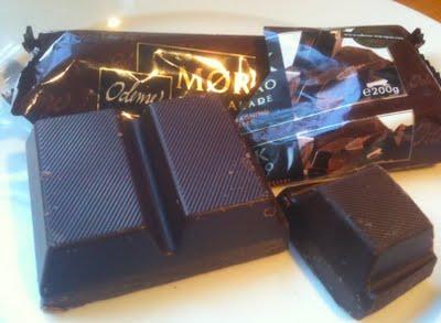 sjokolade sjokoladefondant