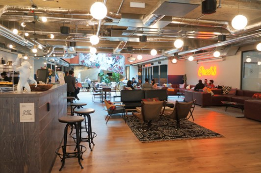 wework Old St