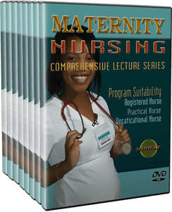 Nursing Maternity DVDs