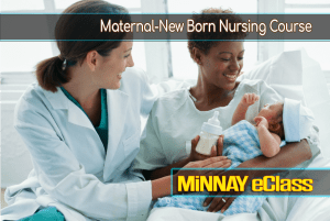 Maternal Newborn online course
