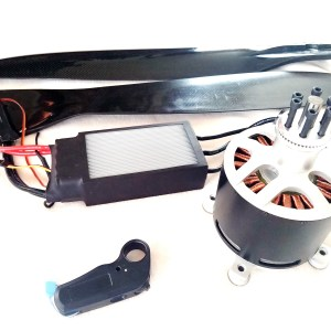 paramotor power pack