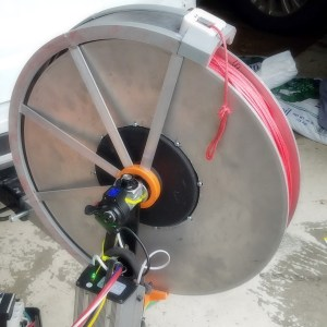 electric sport winch