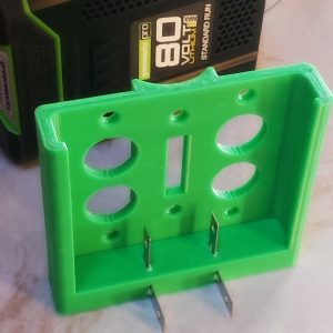 greenworks 80v ebike adapter