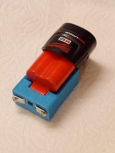 milwaukee M12 battery adapter