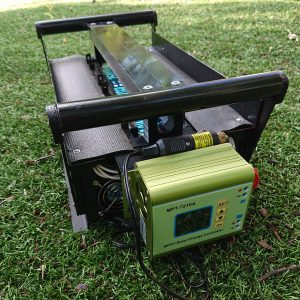 2500w inverter with dc charger