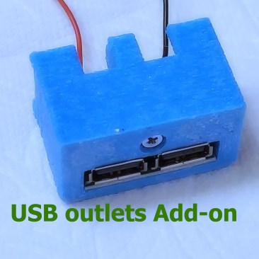 USB Outlets Add-on