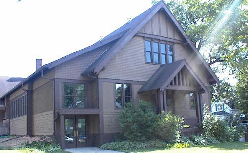 Minneapolis Friends Meetinghouse