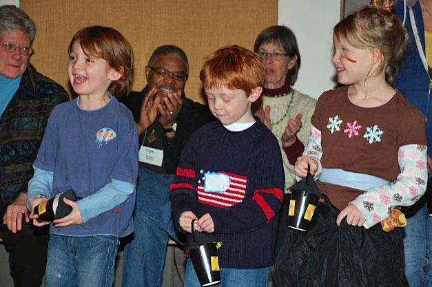Kids Performing 2009